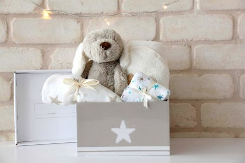 דובי מתנה לתינוק