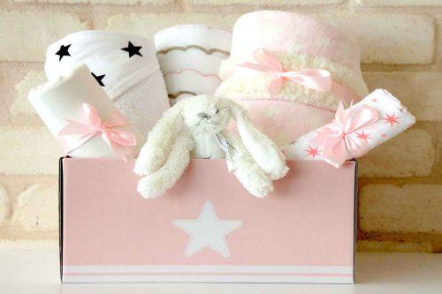 מתנה לתינוקת ארנב