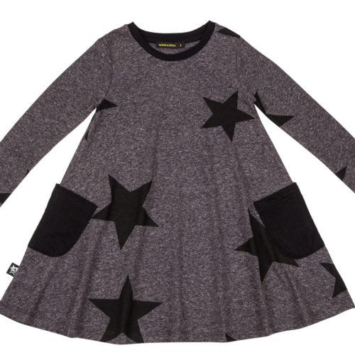 שמלה מסתובבת לילדה