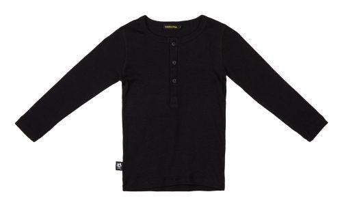 חולצה חגיגית שחורה