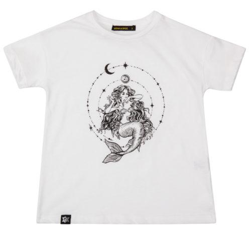 חולצה לבנה בת הים
