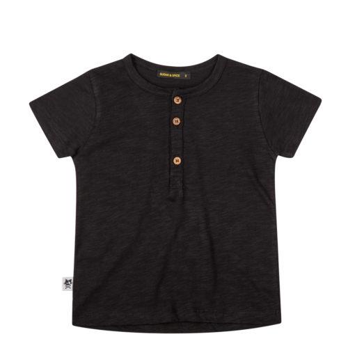 חולצה שחורה חגיגית