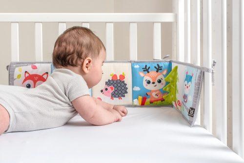 ספר פעילות למיטה