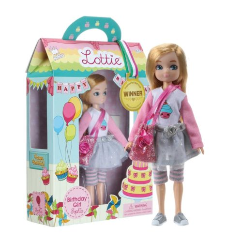 בובת לוטי יום הולדת
