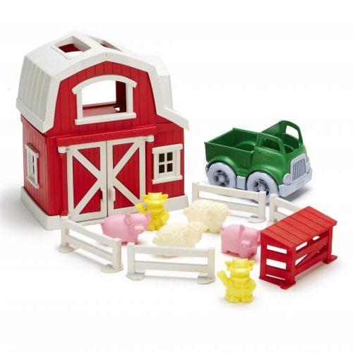 סט חווה green toys