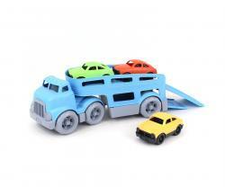סט מוביל מכוניות green toys