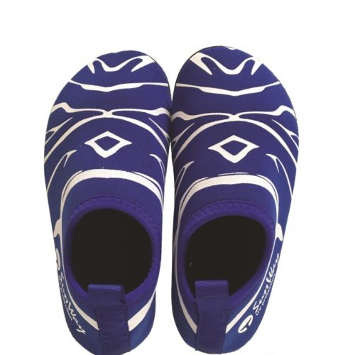 נעלי ים לתינוקות ולילדים sunway בצבע כחול