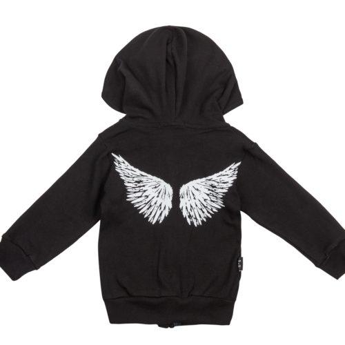 קפוצון שחור כנפיים